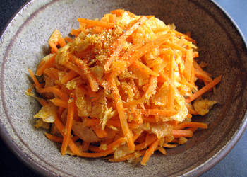 How to Recipe Perfect Carrot  Potato Chips Salad