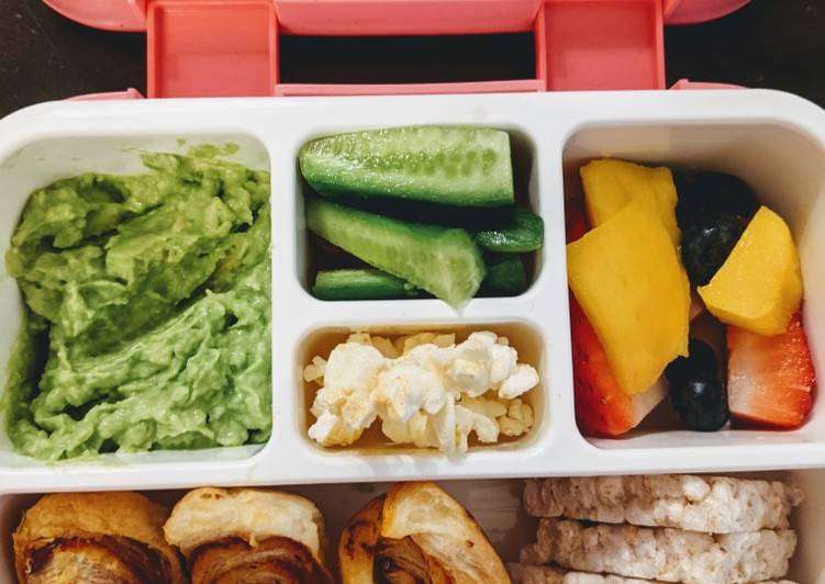 Step-by-Step Guide to Prepare Perfect Rainbow Lunchbox