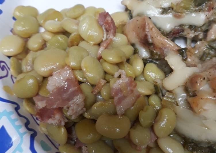 Recipe of Any-night-of-the-week Brown Buttered Lima Beans