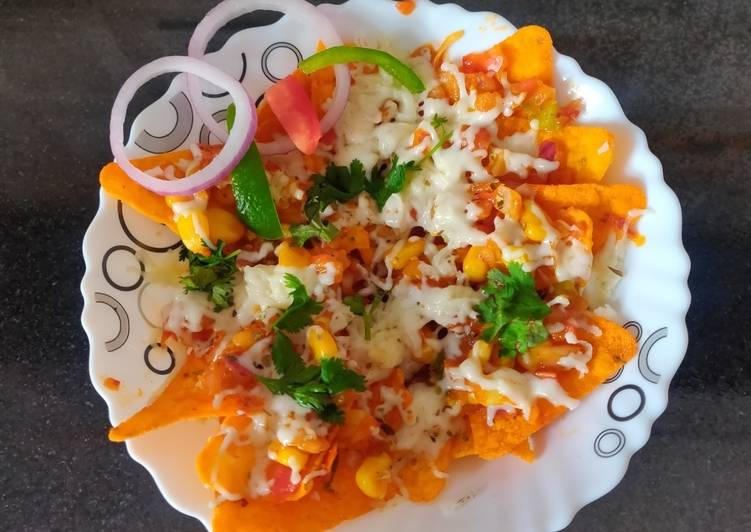 Easiest Way to Prepare Quick Desi nachos