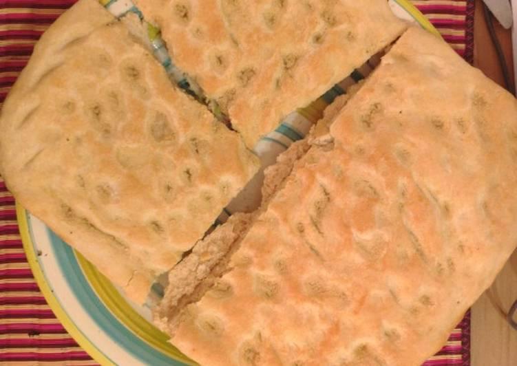 Tortilla Focaccia