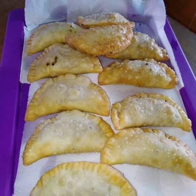 Empanadas Saladas Receta De Dai Cookpad