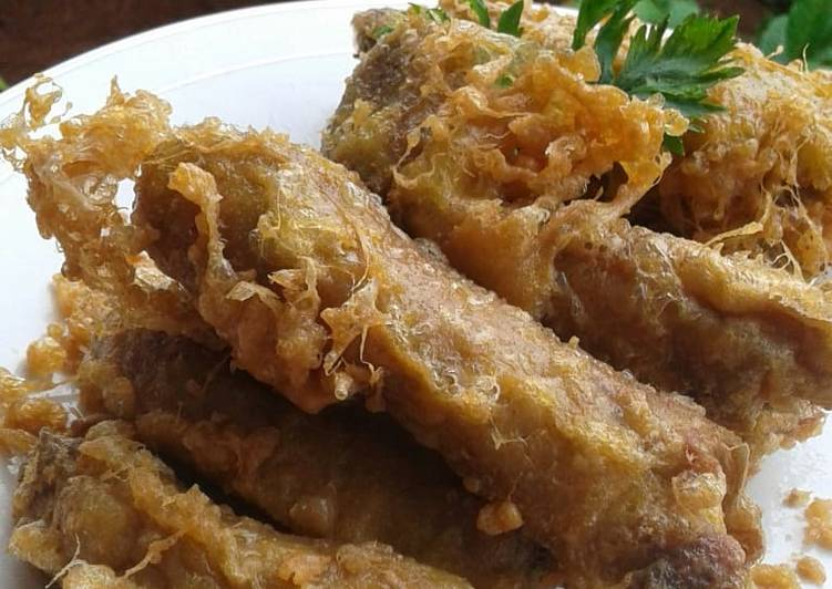 Kremes Kepala Ayam Crispy