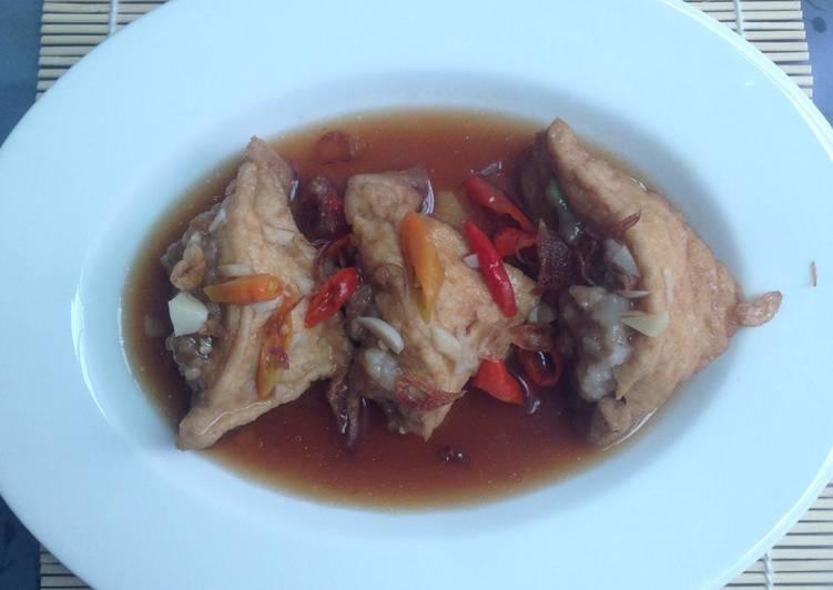 Tahu Kukus Isi Siomay Tuna - cookandrecipe.com