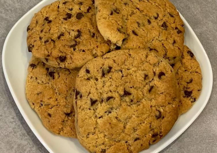 La Délicieuse Recette du Cookies moelleux et gourmands 😋