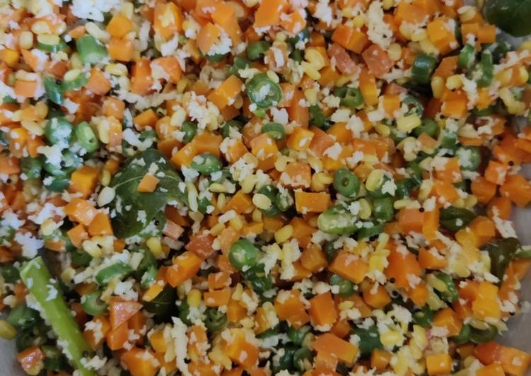 How to Prepare Perfect Carrot Beans poriyal