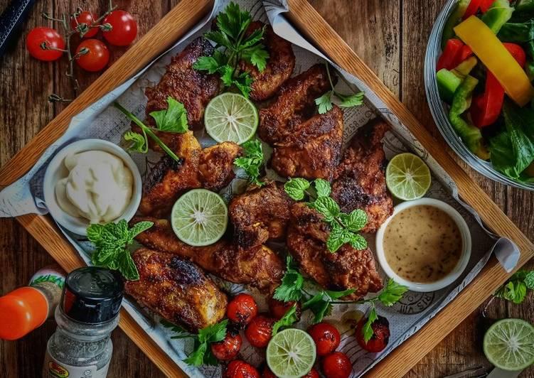 Ayam bakar madu mabeles - velavinkabakery.com