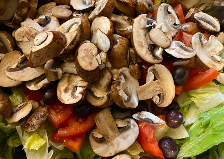Picking The Right Foods Can Help You Stay Fit And Healthy Loaded salad