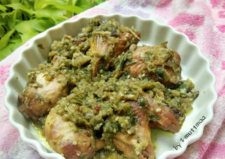 Ayam Balado Sambal Ijo
