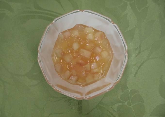 Apple Tea Jelly