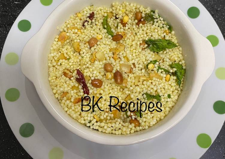 Simple Way to Prepare Award-winning Sabudana mixture/Sago mixture