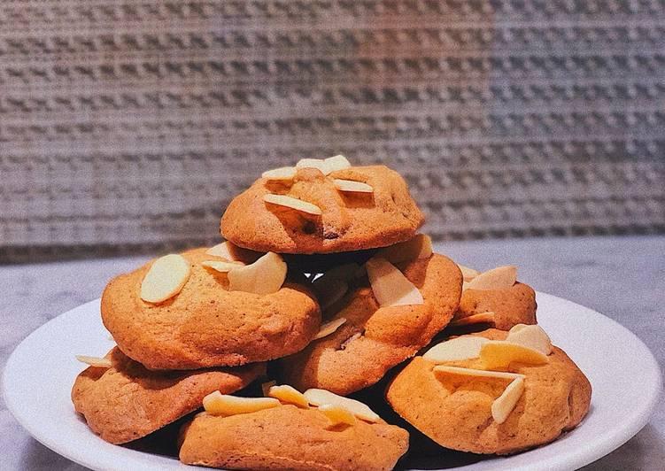 Resep Cinnamon Almond Cookies, Sempurna