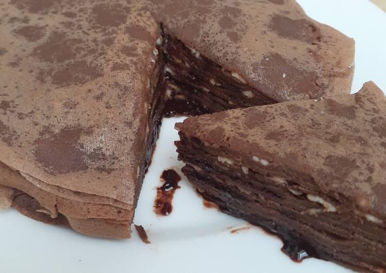 Coklat crepe