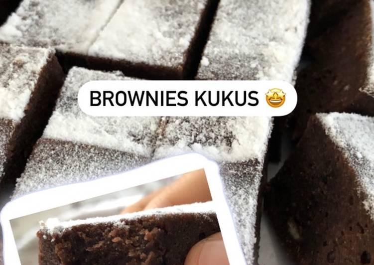 Brownies Kukus Chocolatos