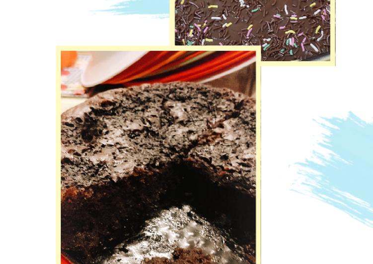 Bolu Kukus coklat lembut