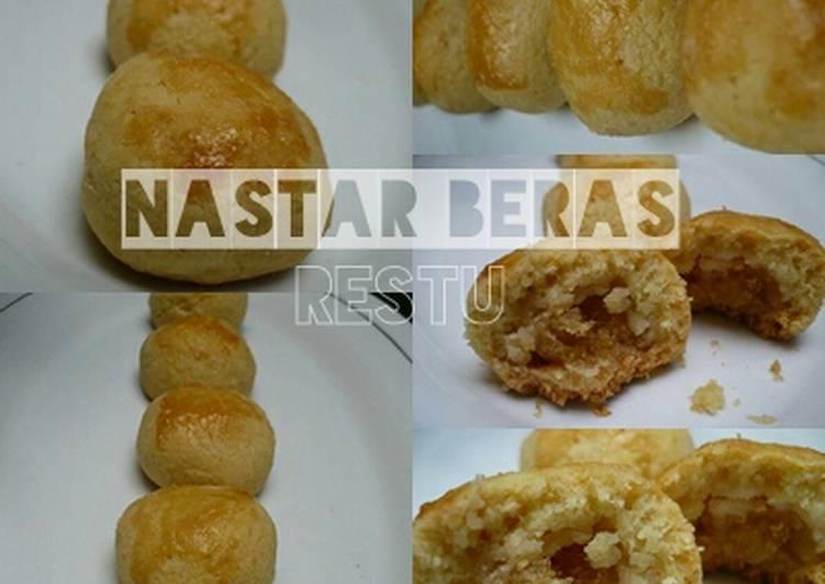 NASTAR BERAS (Nastar Gluten Free)