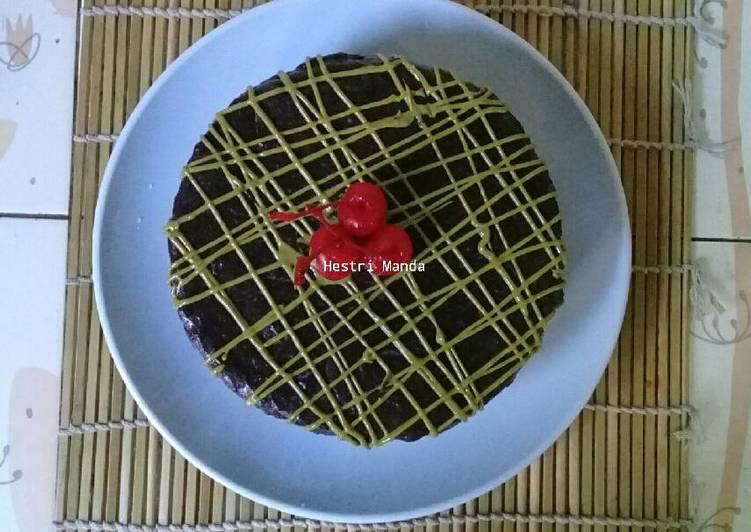 Kue ulangtahun (GlutenFree) - cookandrecipe.com
