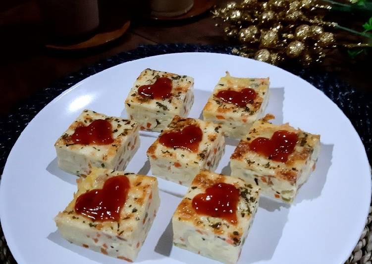 Bagaimana Membuat Macaroni Schotel (Skutel Makaroni), Bisa Manjain Lidah