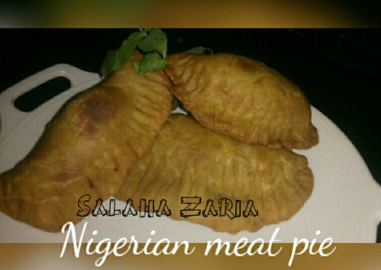 10 Minute Dinner Ideas Quick Nigerian meat pie