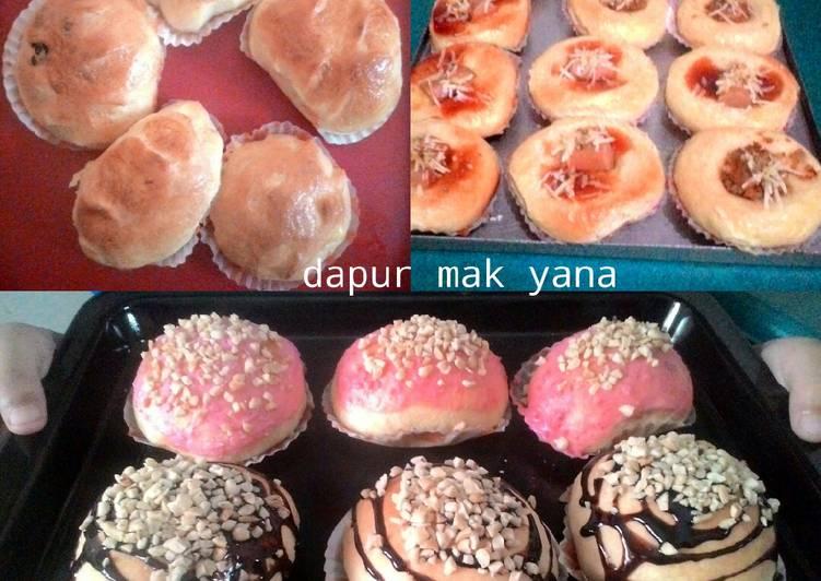 Resep Roti ala KSB (Killer Soft Bread) Paling Enak