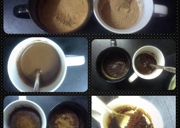 5-minute Super Moist Chocolate Mug Cake