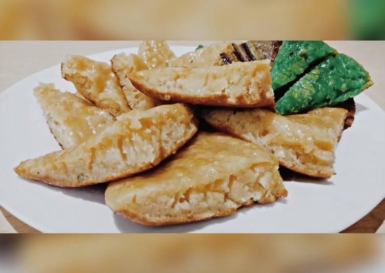 Martabak manis simple original (teflon)