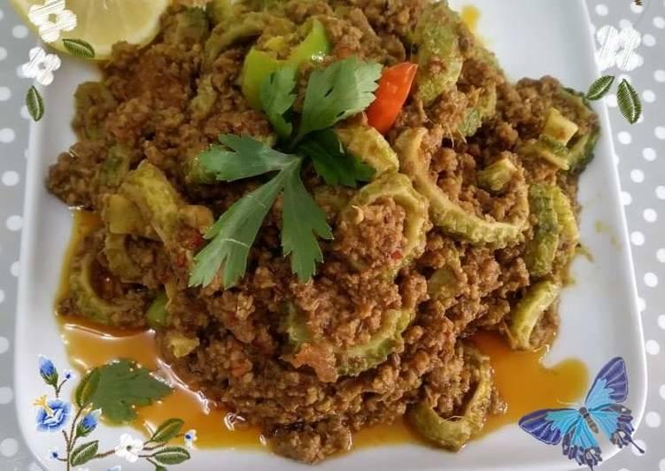 10 Minute Recipe of Quick Qeema kareley