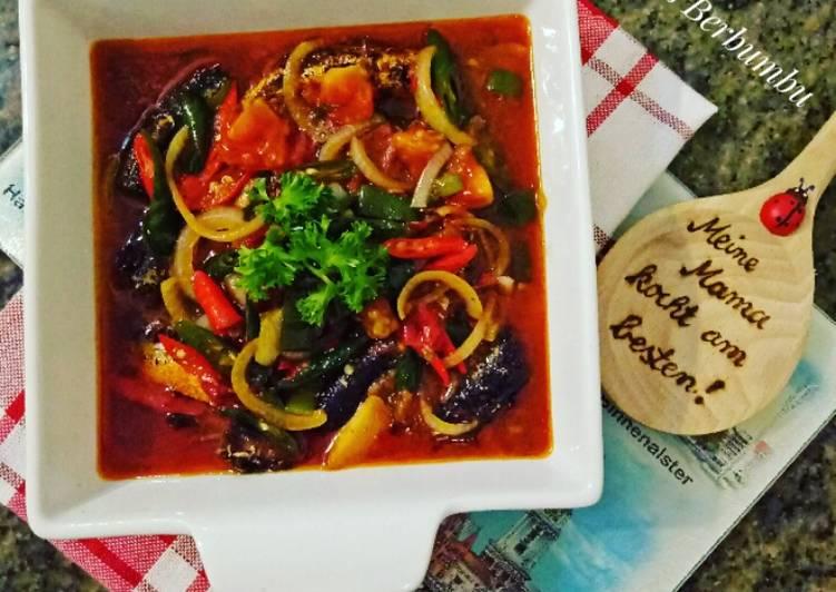 Sarden Tumis Berbumbu    simply & tasty