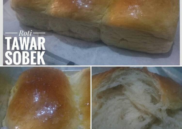 Roti Tawar Jepang (SHOKUPAN)