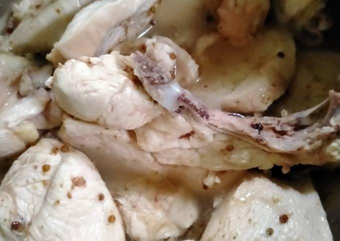176. Bumbu Rendaman Ayam (Goreng, Abon, dll)