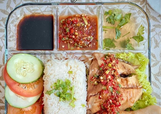 Nasi Ayam Thai (Mudah)