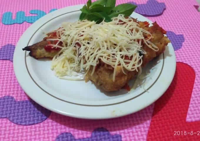 Resep Ayam geprek bensu kw 🍗, Bisa Manjain Lidah