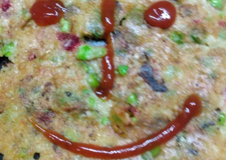 Foods That Can Make You Happy Peas cheela