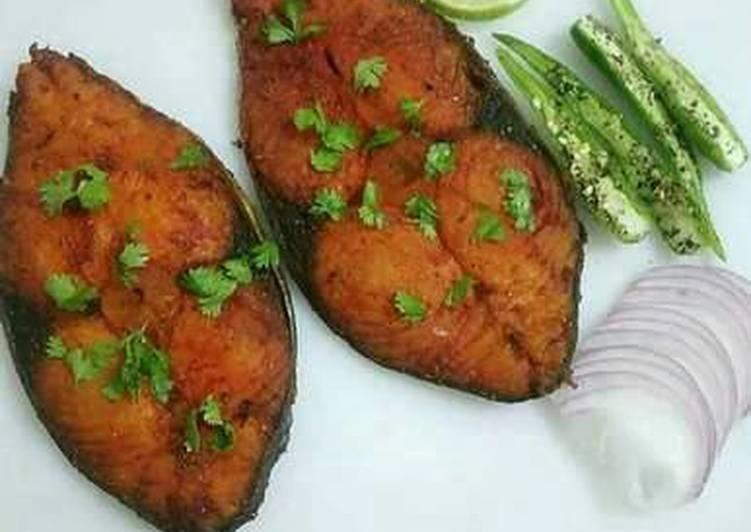 What is Dinner Easy Love Deep Fried Vanjaram Fish