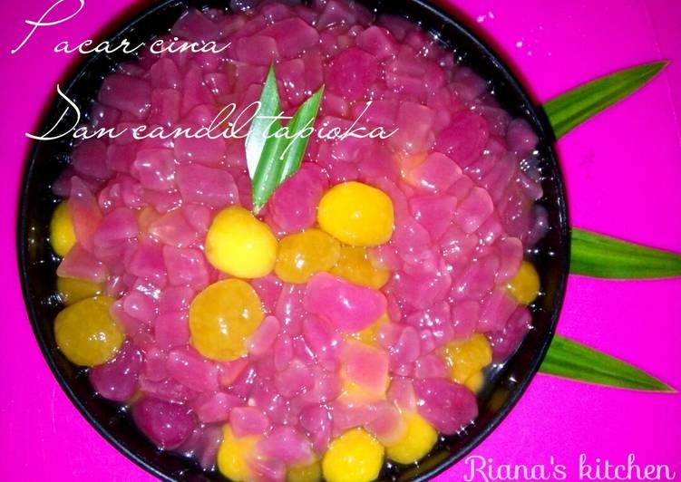 #Pacar cina&candil tapioka