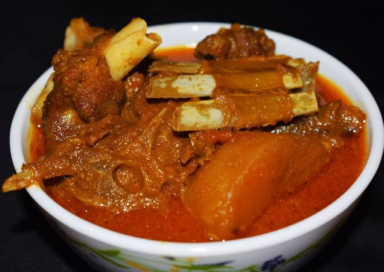 Steps to Prepare Perfect Bengali Style Mutton Curry