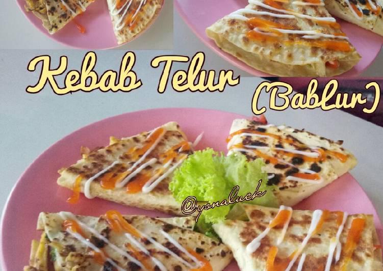Kebab Telur (BabLur)