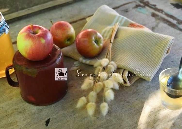Comment Faire Délicieux Gelée de pommes