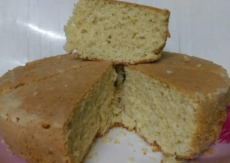 Sponge lemon cake#festivecontest#Mombasa