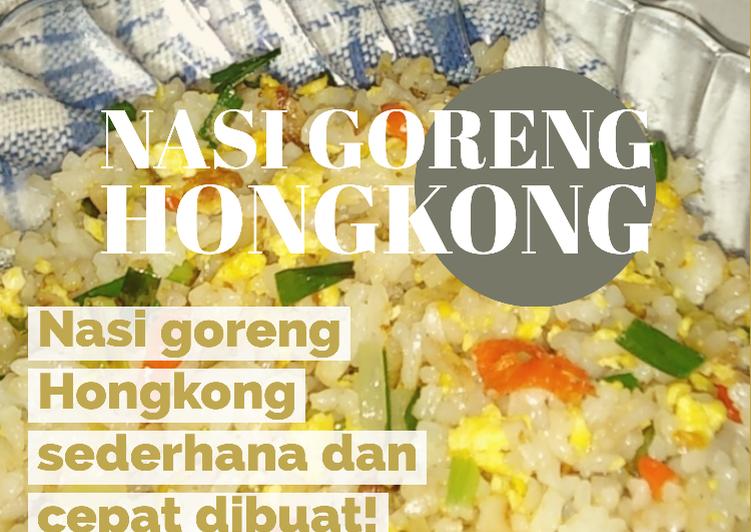 Nasi Goreng Hongkong Sederhana