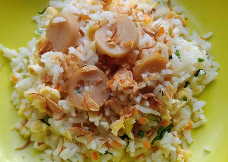 Resep Nasi Goreng Warna Warni Top