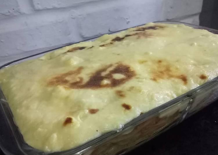 Spagheti brulee