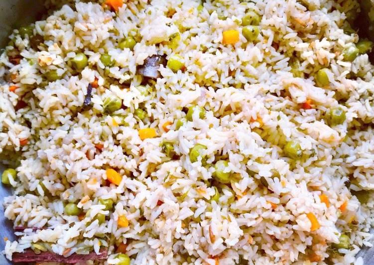The Best Dinner Easy Royal Veg White Biryani recipe