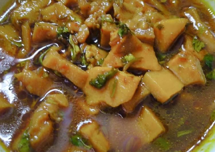 Recipe of Most Popular Guava (amrood)ki khatti meethi sabji