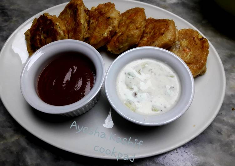 Flami'and hot cutlets