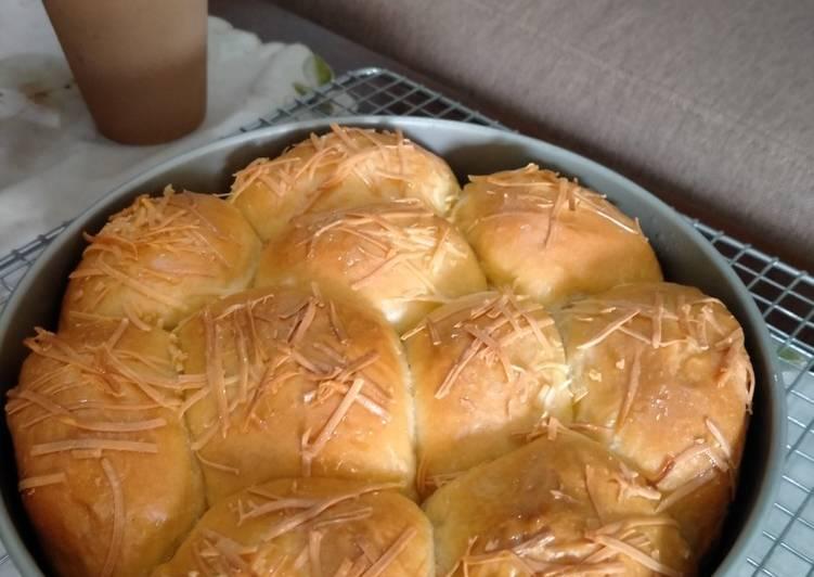 Resep Roti empuk Paling Gampang