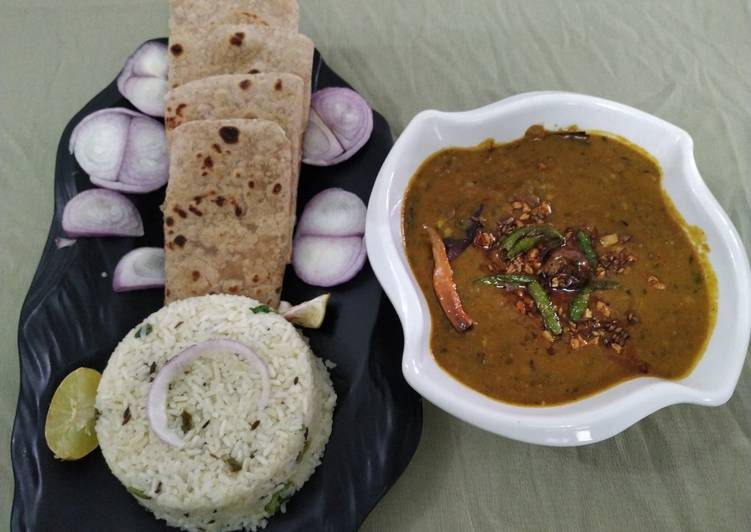 30 Minute Easiest Way to Prepare Royal Panchratna Dal Fry