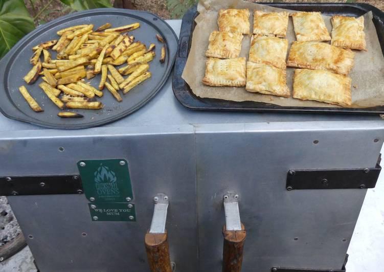 Recipe of Award-winning Moms own sweet potato pie's