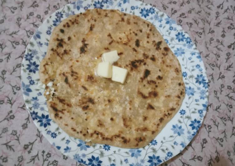 Learn How to Boost Your Mood with Food Paneer kA Paratha
