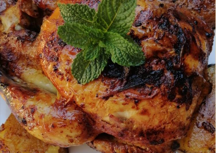 Bbq Roast chicken